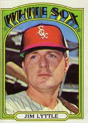 1972 Topps Baseball Cards      648     Jim Lyttle
